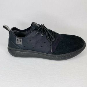 Under Armour Athletic Shoes Black Sneakers 10.5M
